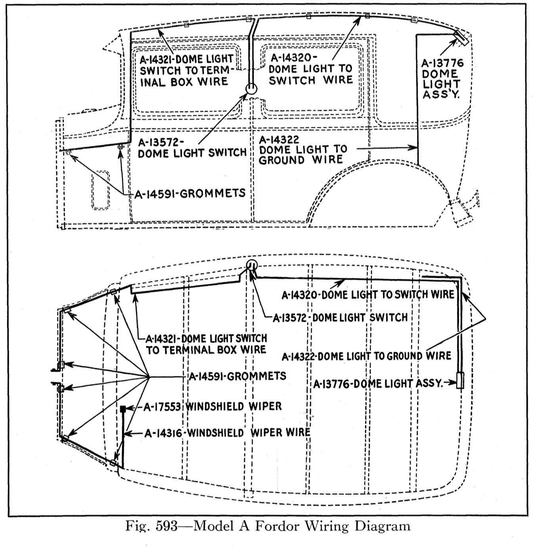 1928 archives model a garage inc Ford Flathead V8 Engine model a engine lubrication